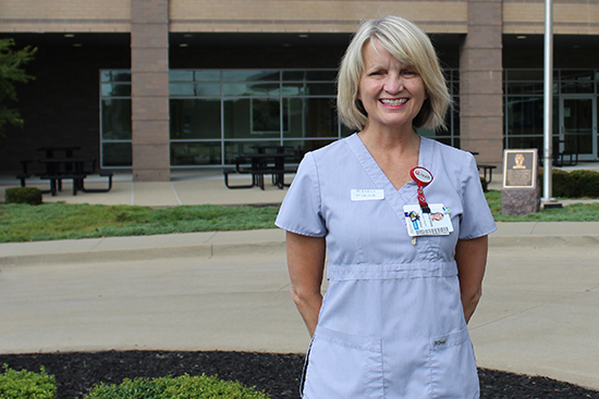 Celebrating Our People - Meet Kathy